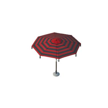 Зонт для кафе Tiger диаметр 4 Схема