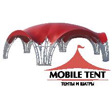 Арочный шатёр 20х17 — 260 м² Схема 3
