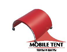 Арочный шатёр 6х5 — 30 м² Схема 5