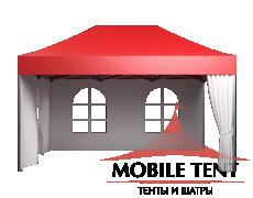 Мобильный шатёр Hard Prof 3х4.5 Схема 1