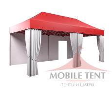 Мобильный шатёр Hard Prof 3х6 Схема 2