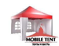 Мобильный шатёр Hard Prof 4х4 Схема 2
