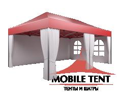 Мобильный шатёр Hard Prof 4х6 Схема 2