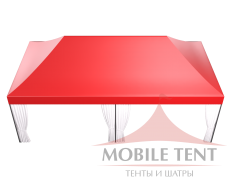 Мобильный шатёр Hard Prof 4х8 Схема