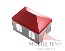 Быстросборные шатры трансформеры Prof 3х4.5 Схема 2