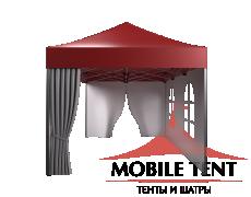 Мобильный шатёр Slim Prof 3х4.5 Схема 3