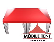 Мобильный шатёр Slim Prof 3х6 Схема