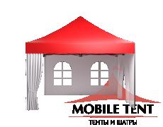 Мобильный шатёр Slim Prof 4х4 Схема 1