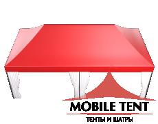 Мобильный шатёр Slim Prof 4х8 Схема