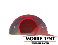 Сферический шатер диаметр 6 м Схема 3