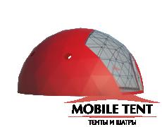 Сфера шатер диаметр 8 м Схема 2