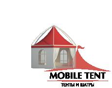 Шестигранный шатёр Лондон (Диаметр 6 м) Схема 2