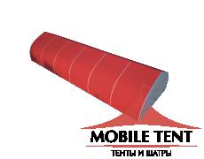 Тентовый ангар 10х30 Схема