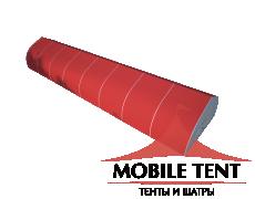 Тентовый ангар 10х40 Схема