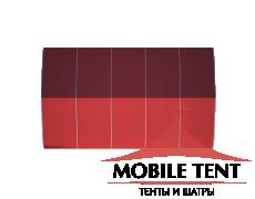 Тентовый ангар 15х25 Схема 4