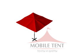Зонт Desert 3х3 Схема