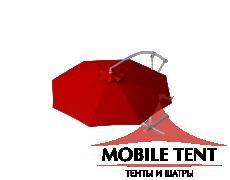 Зонт Side диаметр 4 Схема