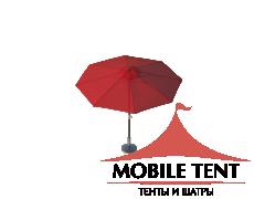 Зонт Standart диаметр 4 Схема