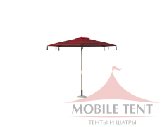 Зонт для кафе Tiger диаметр 4 Схема 4