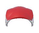 Арочный шатёр 10х10 — 100 м²(V) Схема