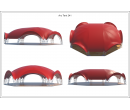 Арочный шатёр 18х15 — 241 м² Схема 4