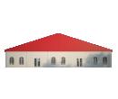 Классический шатёр — 25х35 Схема 2