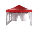 Мобильный шатёр Slim Prof 4х4 Схема 3