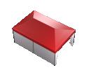 Мобильный шатёр Slim Prof 4х6 Схема 4