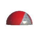 Купольный шатер диаметр 6 м Схема 2