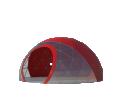 Купольный шатер диаметр 6 м Схема 1