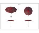 Зонт Tiger диаметр 2 Схема 1